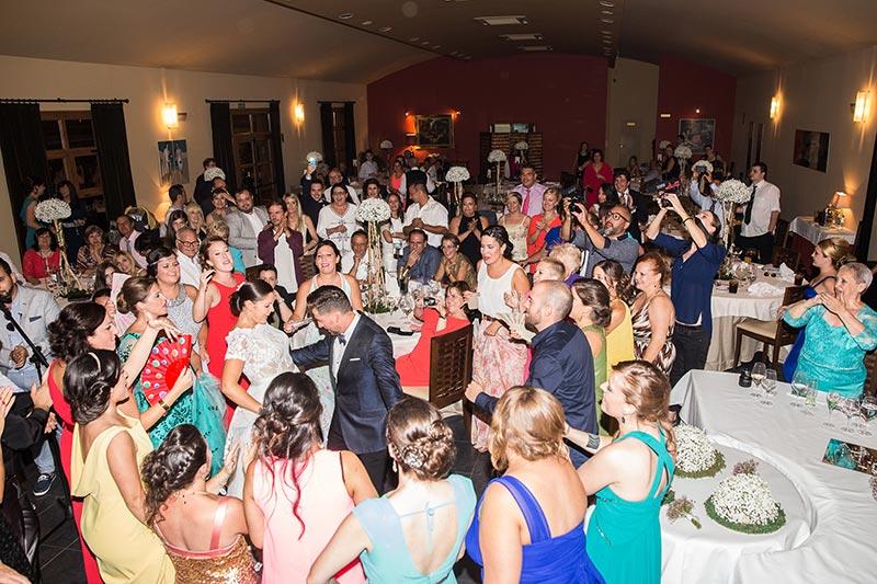 Finca El Lebrel, boda